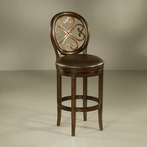 Naples Bay Swivel Stool (Counter Stool)