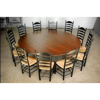 Best Round Dining Room Table Seats 12 for 2020 - Ideas on Foter