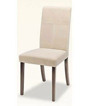 Tan microfiber parsons chairs set of 2 1