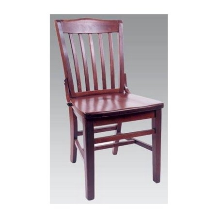 Used Schoolhouse Chairs Restaurantfurniture4less Wood Chairs