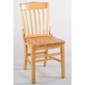 Schoolhouse Wood Bar Stool Foter