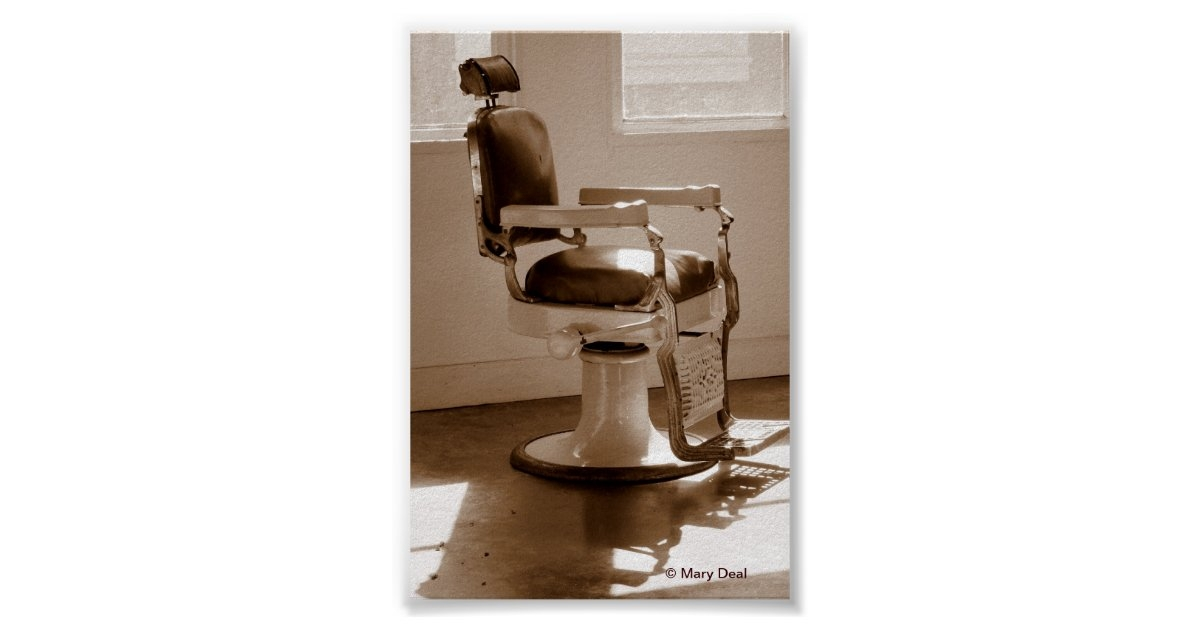 Antique Barber Chair Posters  sc 1 st  Foter & Barber Chairs - Foter