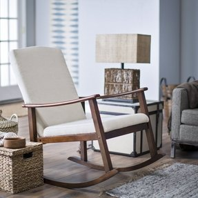 Superb Modern Rocking Chair Nursery Ideas On Foter Dailytribune Chair Design For Home Dailytribuneorg