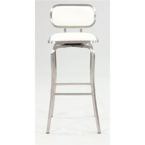 Brushed Steel Bar Stools Foter