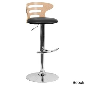 Swivel Bar Stools With Back Wood Frames