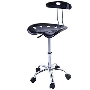 Kitchen Work Stool With Wheels Stools With Wheels Foter