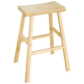 Bamboo Natural Bar Stools Foter