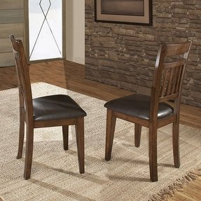Dining Room Chairs Oak mission oak dining room chair - foter