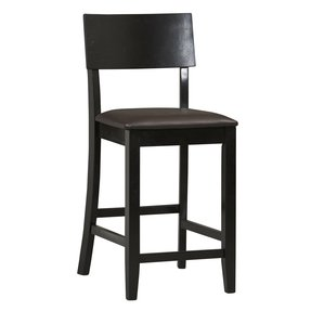 Linon Torino Contemporary Counter Stool 24 in.