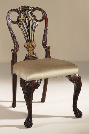 Carved Mahogany Chairs Foter