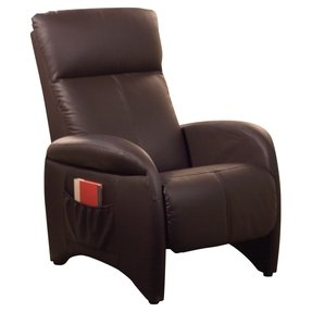 Recliner Chair, This Comfortable Leather Reclining Footrest Lounge Furniture Is on Sale Now and Looks Beautifully on Your Living Room, Office or Bedroom, Guaranteed. This Modern, Contemporary, Durable Reclining Chair Is a Masterpiece for Your House.