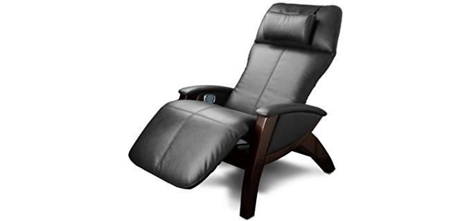 Delicieux Svago Zero Gravity Recliner   Butter Touch Bonded Leather