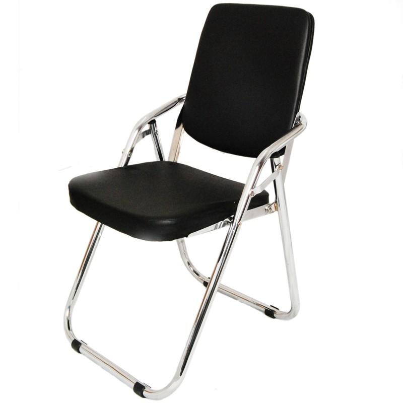 Yi Hai Folding Chair High Quality Thick Padded,new Style,metal,black,