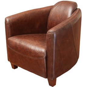 Prime Leather Club Chairs Ideas On Foter Ncnpc Chair Design For Home Ncnpcorg