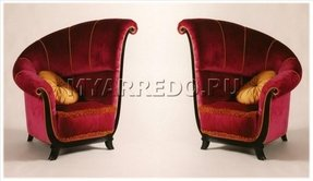 Art deco chair styles