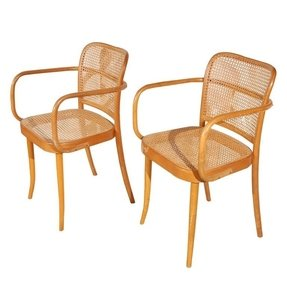 Bentwood lounge chair