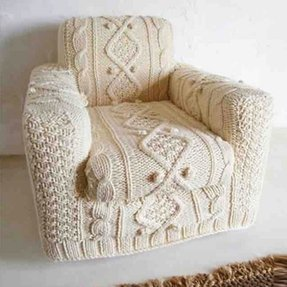 Big Armchairs - Foter