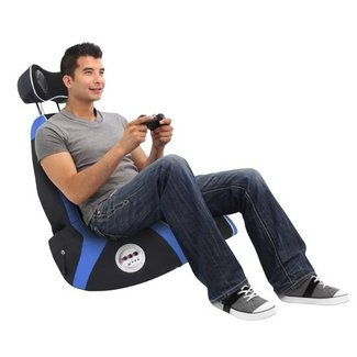 Boom Pulse Bluetooth Gaming Chair for Playstation Ps3 Ps4 Xbox Wii Mac Ipod