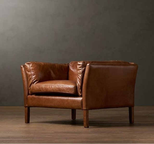 Bon Brown Leather Armchairs   Ideas On Foter
