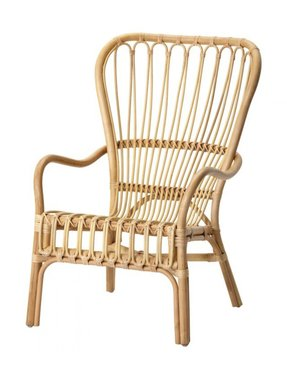 Cane armchairs 24