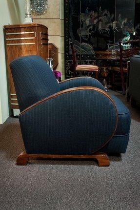 vintage art deco furniture. Club Chair 1930s Vintage Art Deco Furniture C
