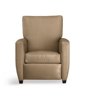 Color is drab but its recliner thats small enough to