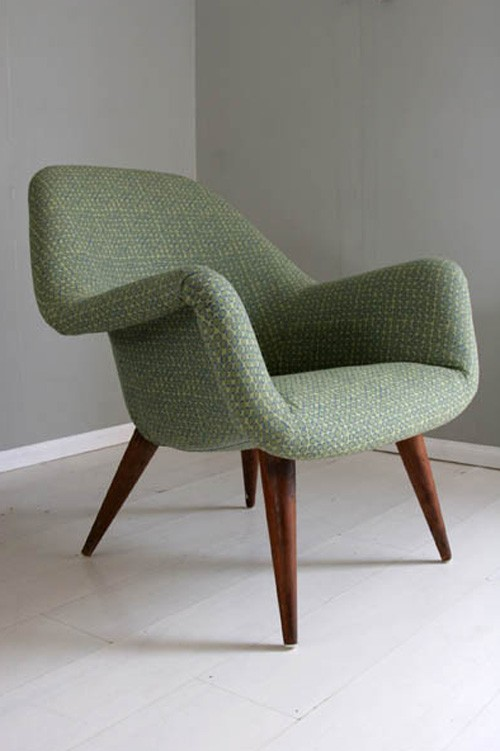 Awesome Danish Armchair