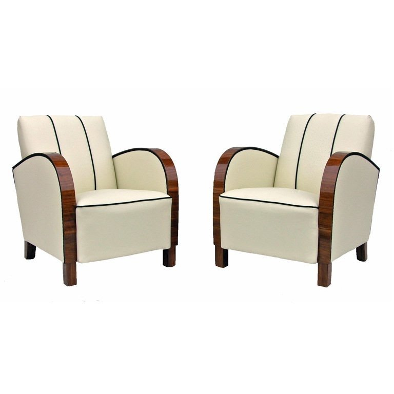 Beau Deco Club Chair