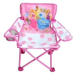 Disney Princess Summer Palace Fold And Go Patio Chair