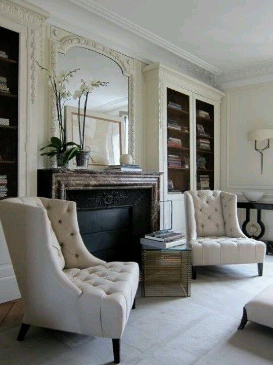 Elegant Armchairs 1