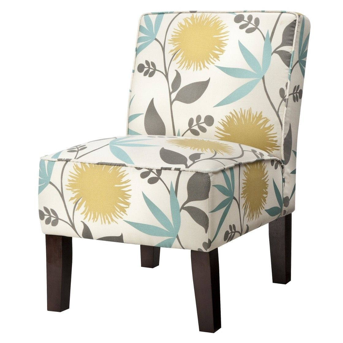 Floral Accent Chairs 3