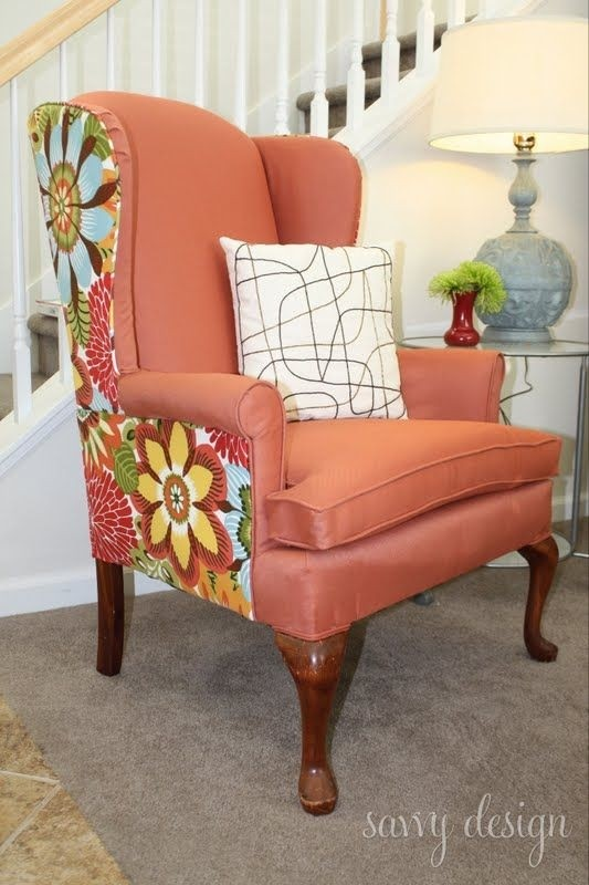 Beau Floral Armchairs 3