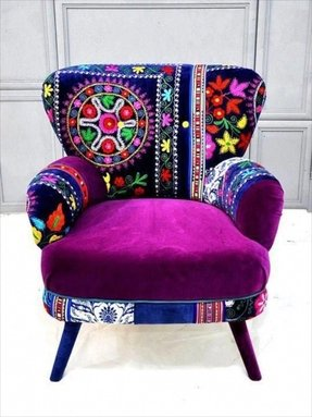 Funky armchairs 2