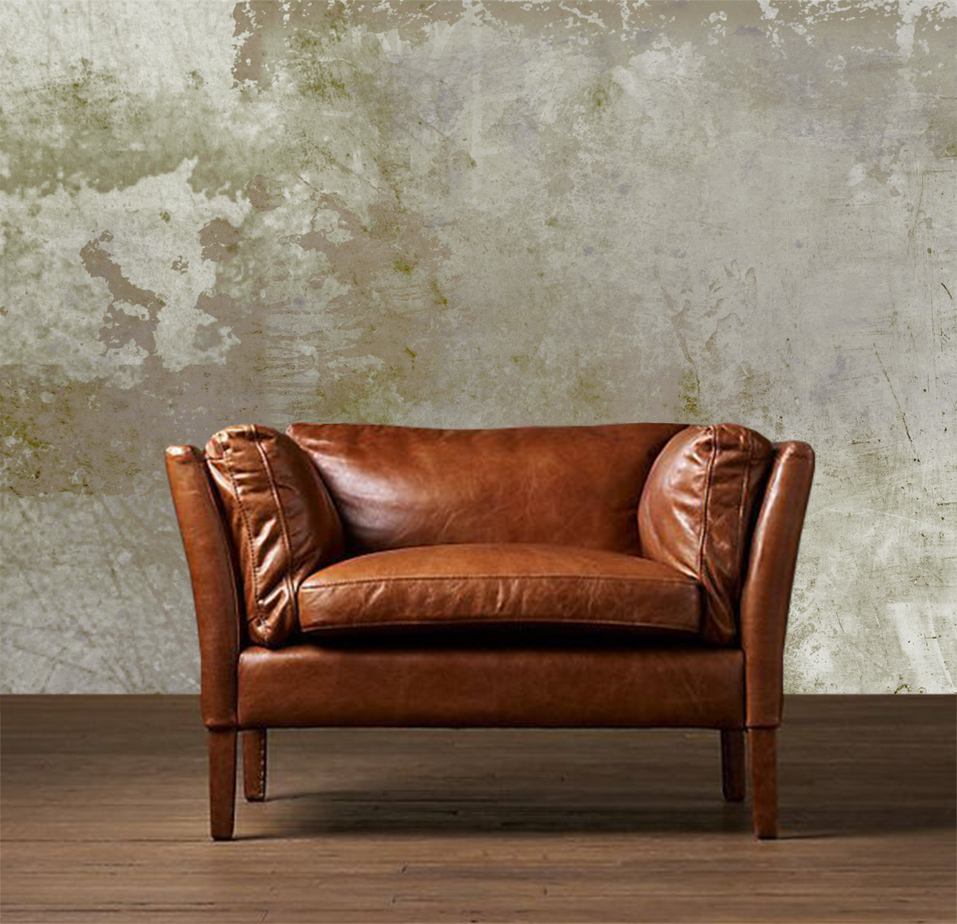 Beautiful Leather Accent Chairs Minimalist
