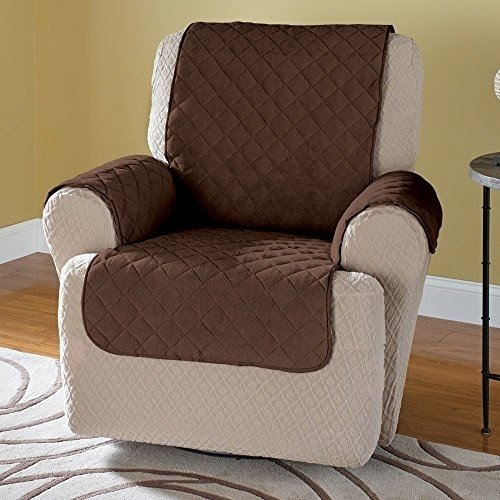 Innovative Textile Solutions Plush Wing Recliner Protector