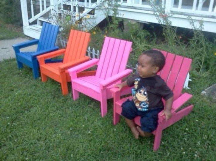 Beau Jimmy Buffett Adirondack Chairs