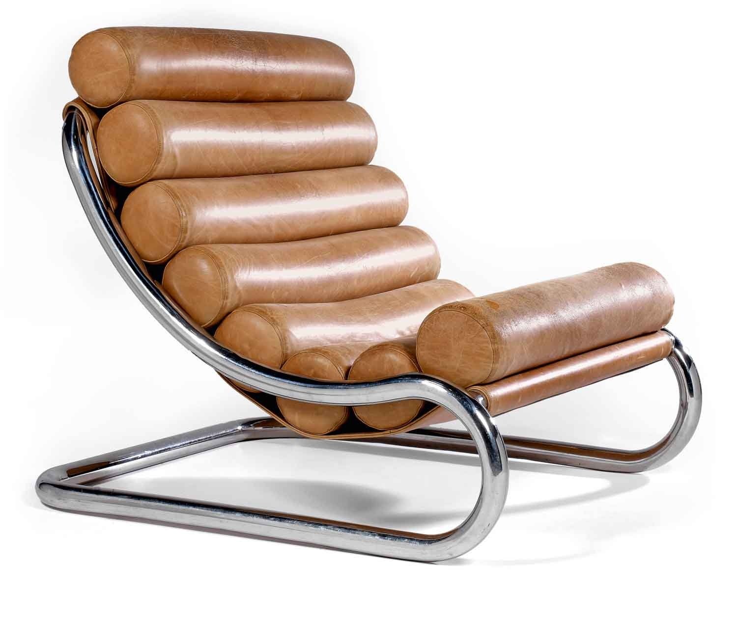 Leather Lounge Chairs 2