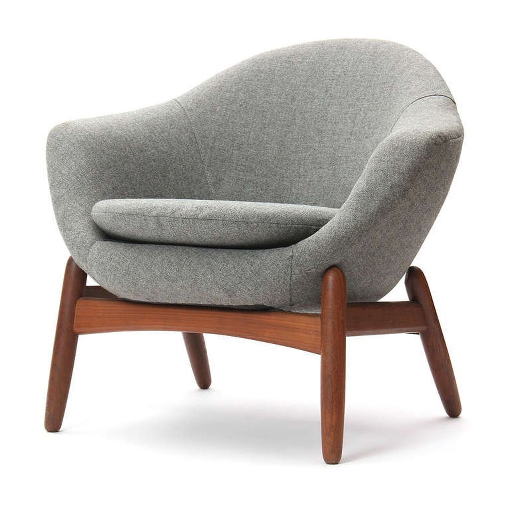Lounge chairs ib kofod larsen