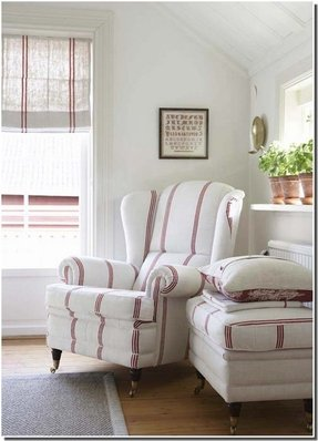 Striped Armchairs Foter