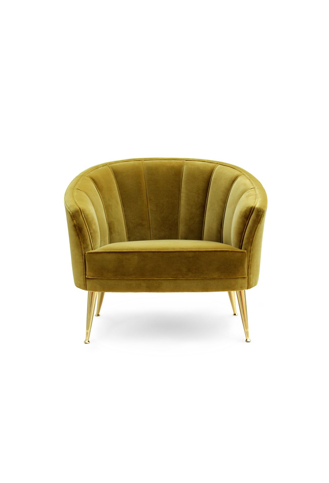 Beau Mid Century Club Chair 8