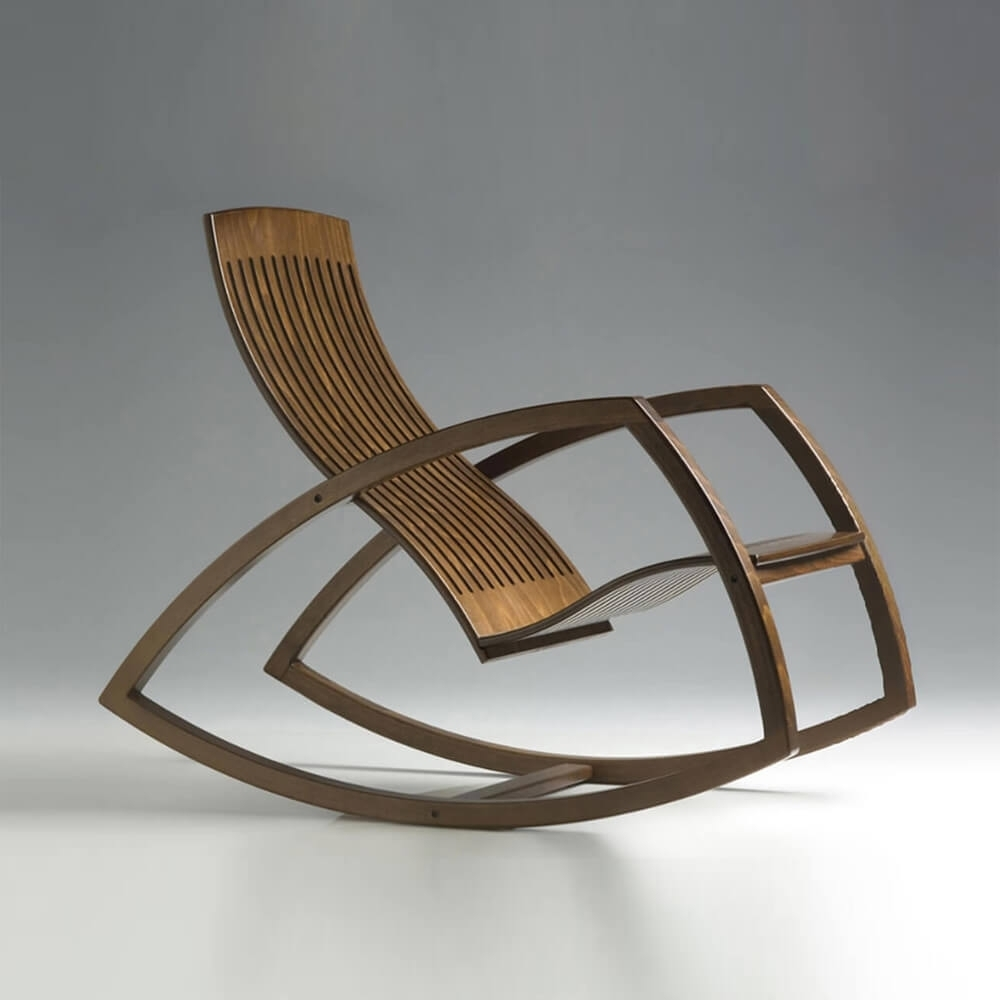 Beau Modern Outdoor Rocking Chair