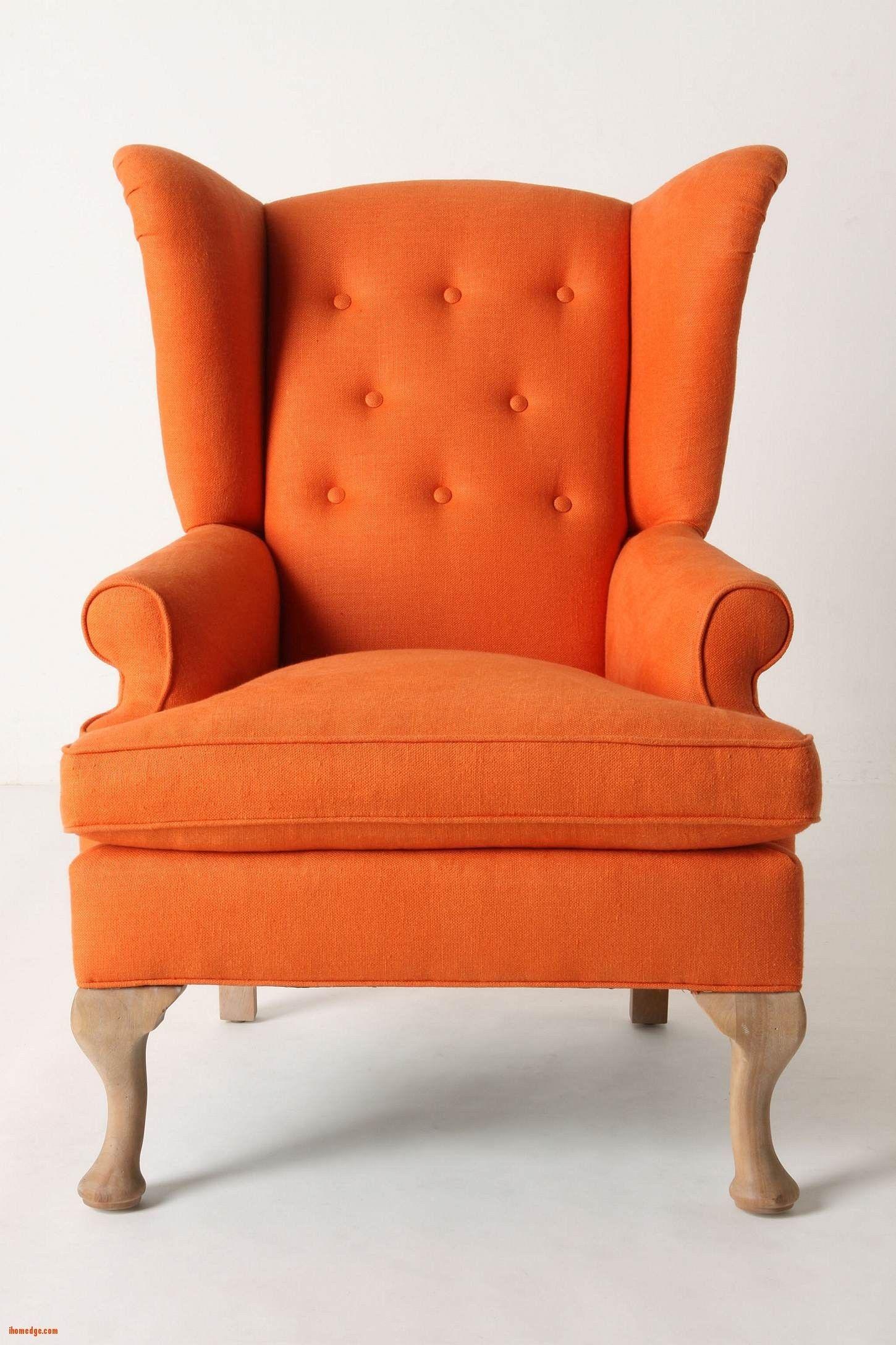 Superb Orange Armchairs