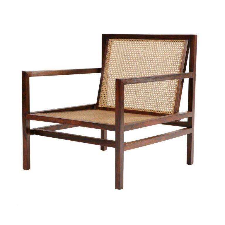 Pair Of Lounge Chairs Joaquim Tenreiro