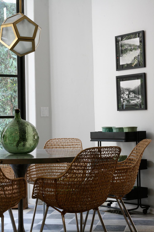 Rattan Living Room Set