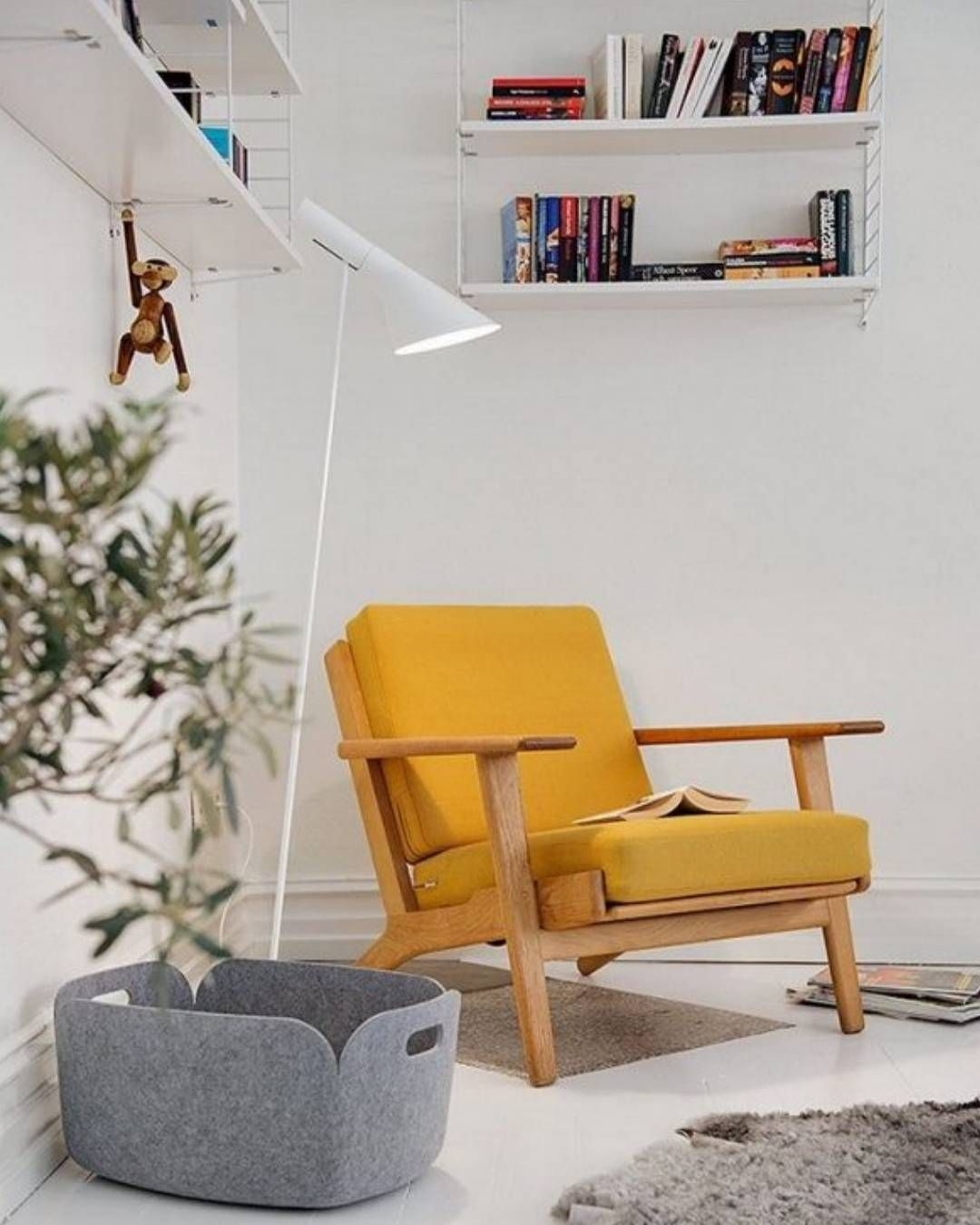 Wonderful Scandinavian Armchairs