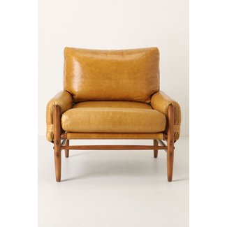 Small comfortable armchair