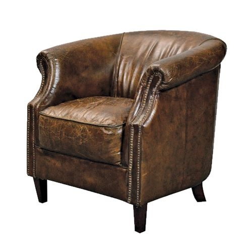Genial Small Leather Armchair 6