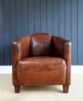 Small Leather Armchairs - Foter