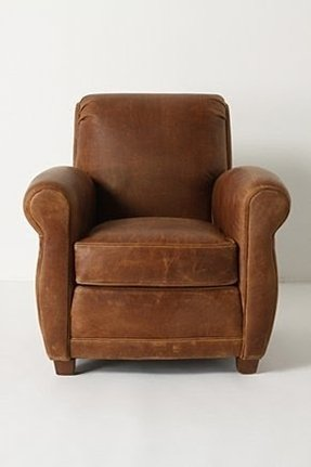 Small leather chairs 1