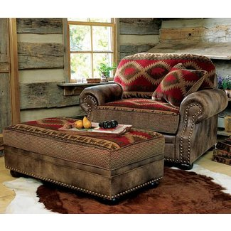 Southwestern Living Room Furniture Ideas On Foter